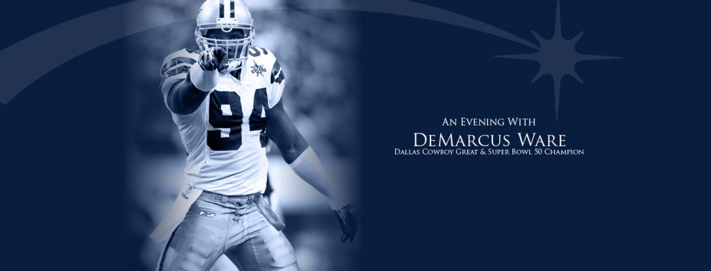 An Evening With Demarcus Ware